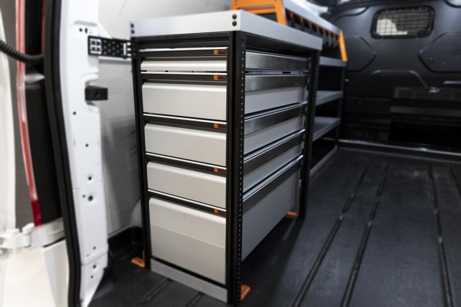Caissons à tiroirs grand modèle pour votre véhicule