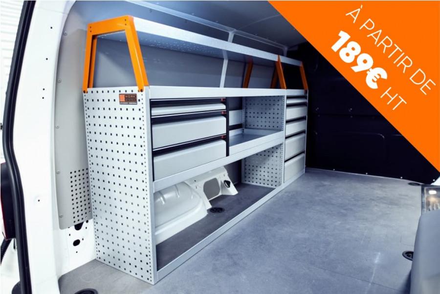 Aménagements d'utilitaires de première qualité aux meilleurs prix du marché