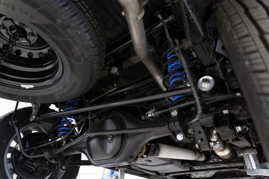 Renforts de suspension pour votre véhicule professionnel