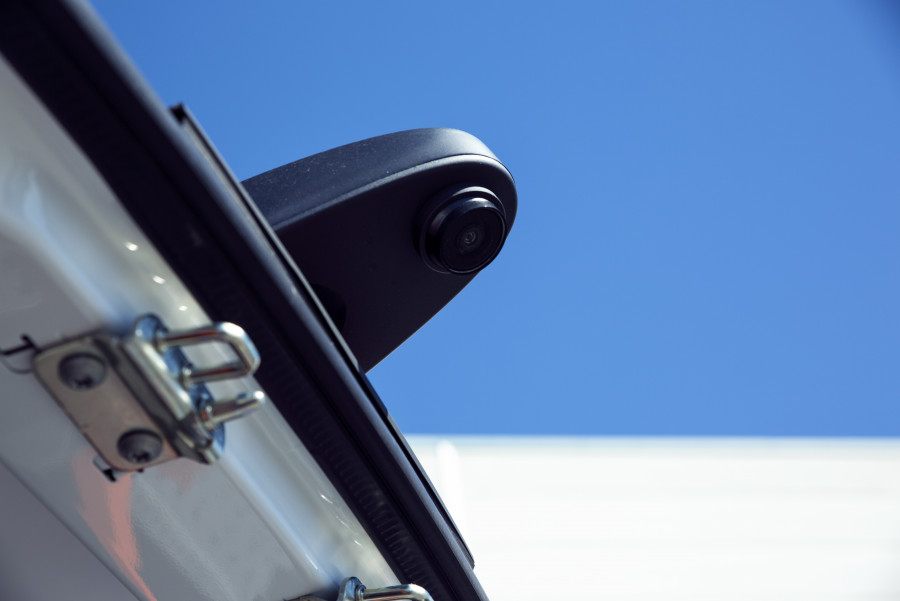 Caméras et radars de recul Work System