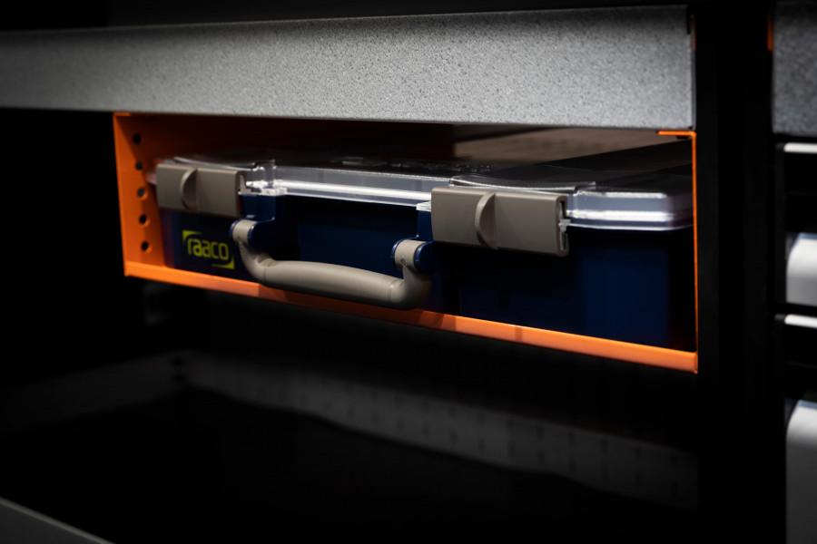 Sacoches et tiroirs compartimentés pour votre équipement auto