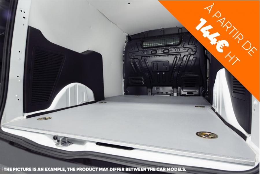 Habillage et arrimage de cargaison de votre véhicule professionnel