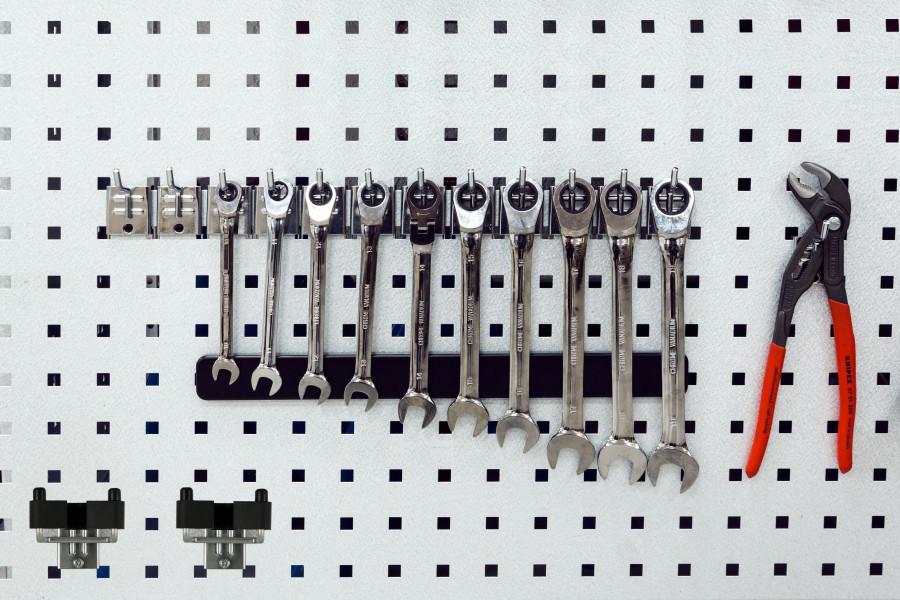 Tableaux à outils pour véhicule professionnel