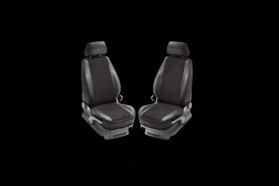 Housses de sièges pour véhicules professionnels