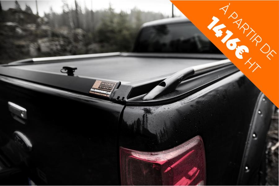Hard-tops, covers et rideaux roulants pour bennes de pick-up correspondant à votre véhicule.