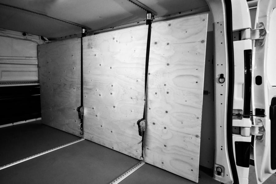 Arrimage de cargaison pour votre véhicule professionnel