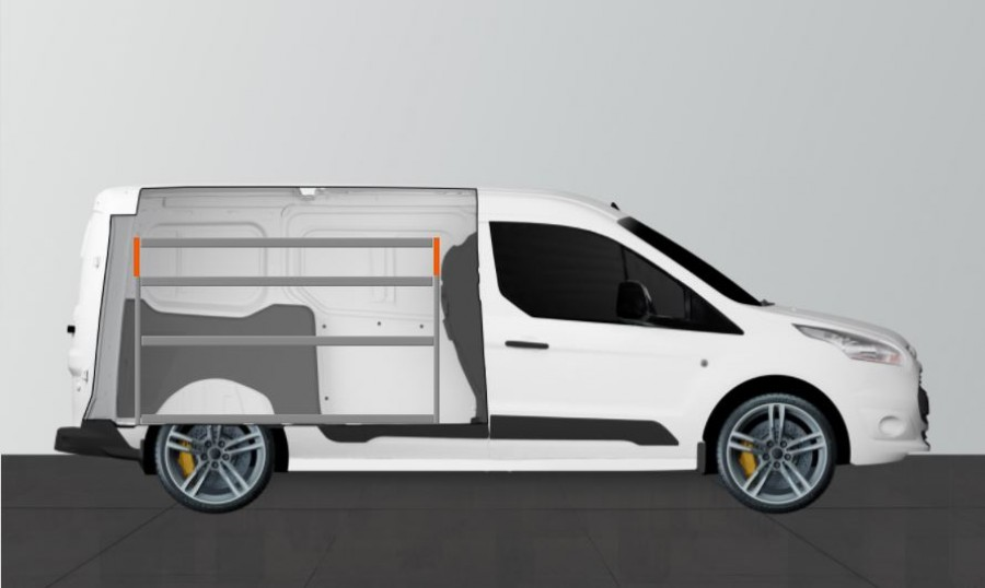 V-ESSENTIEL Aménagement Utilitaire Ford Connect L2H1   Work System