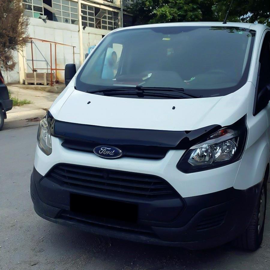 Huvvindavvisare Ford Custom