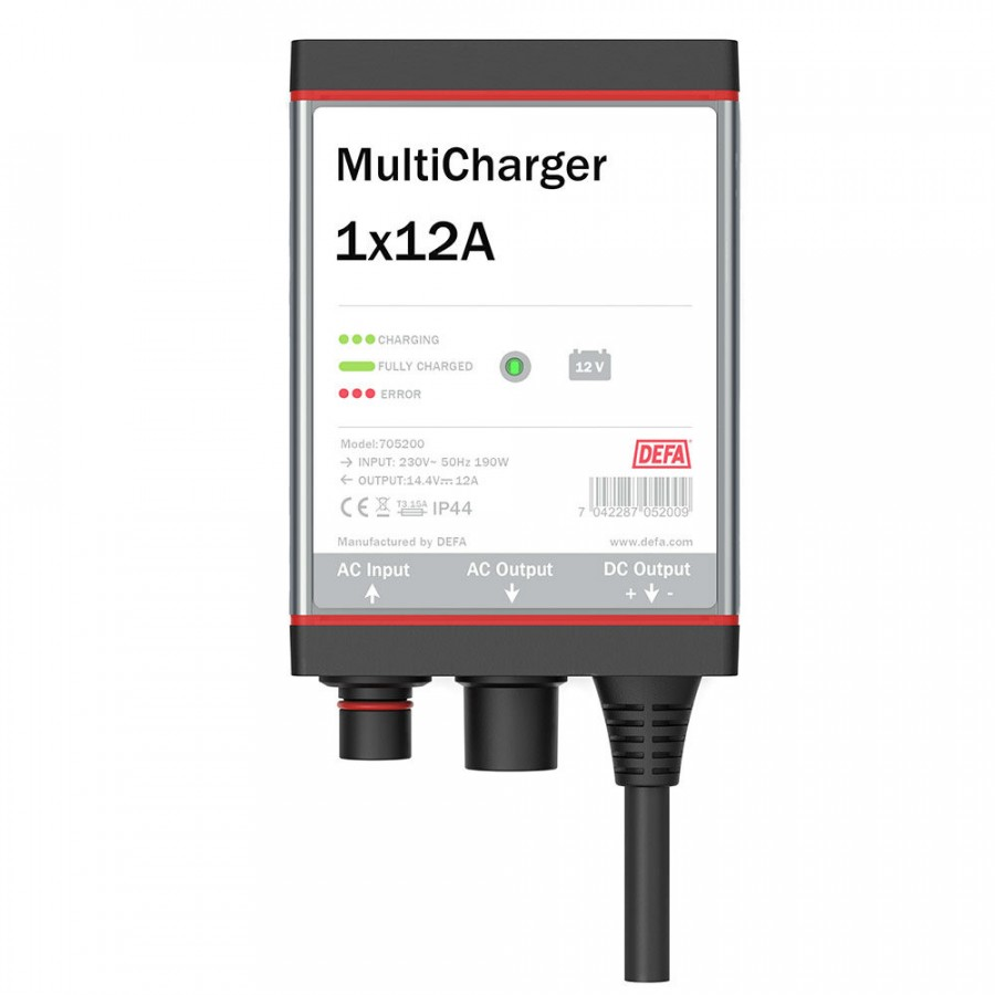 Multi Charger 1x12A