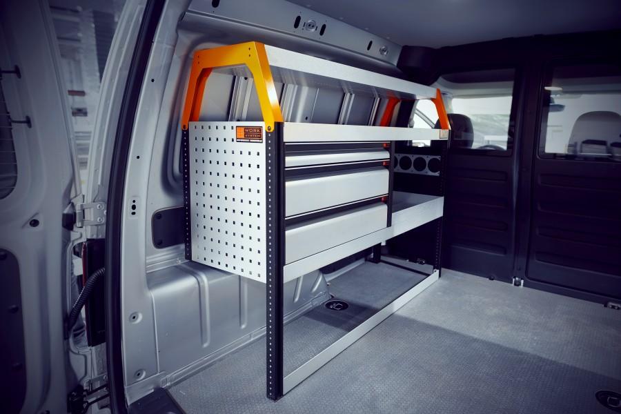 V- LS3 Aménagement Utilitaire pour VW Caddy Standard