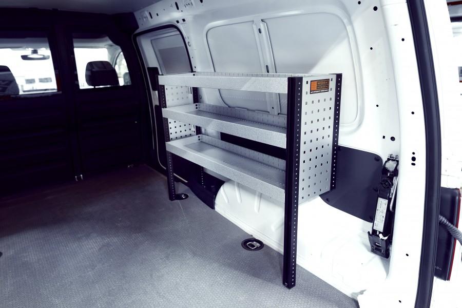 H-BAS Aménagement Utilitaire pour VW Caddy Standard