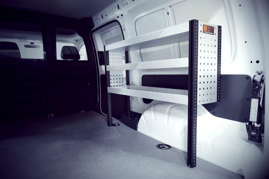 H-BAS Aménagement Utilitaire pour VW Caddy Maxi