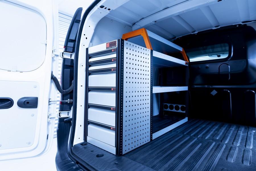 V-LB6 Aménagement Utilitaire pour Expert, Jumpy & Proace L1H1 - Worksystem