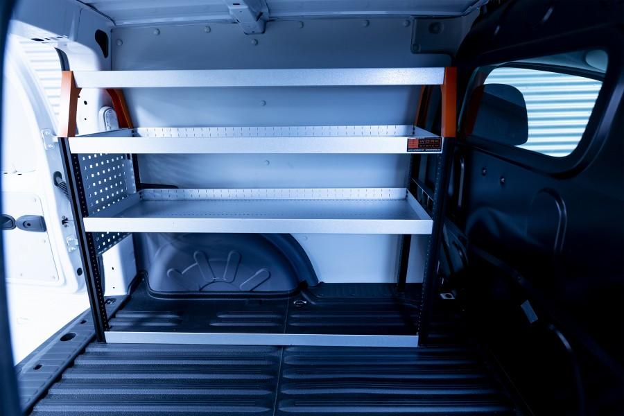 V-ESSENTIEL Aménagement Utilitaire pour Citan Long & Kangoo Standard Work System