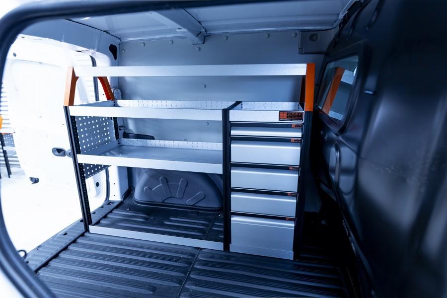 V-PRO Aménagement Utilitaire pour Citan Long & Kangoo Standard