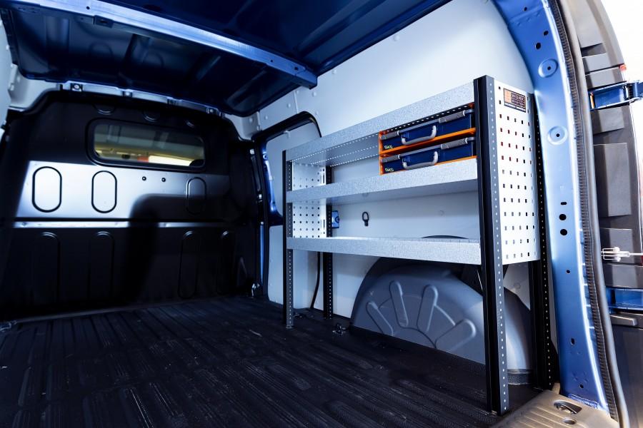 H-SS2 Aménagement Utilitaire pour Mercedes Vito Extra Long & Kangoo Maxi