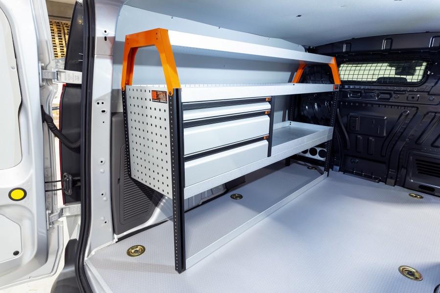 V- LS3 Aménagement Utilitaire pour Ford Connect L2H1