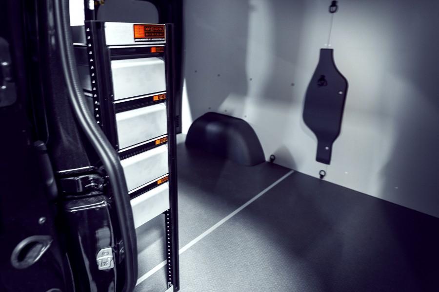 H-SDH4-260 Aménagement Utilitaire pour Talento, NV300, Vivaro & Trafic L2H1