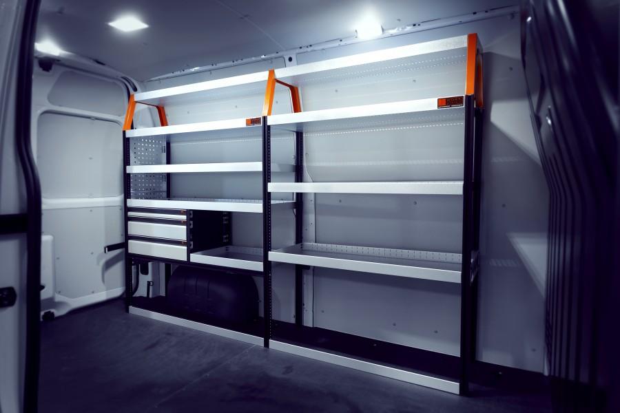 V- LS3 Aménagement Utilitaire pour Movano, Master & NV400 L2H2