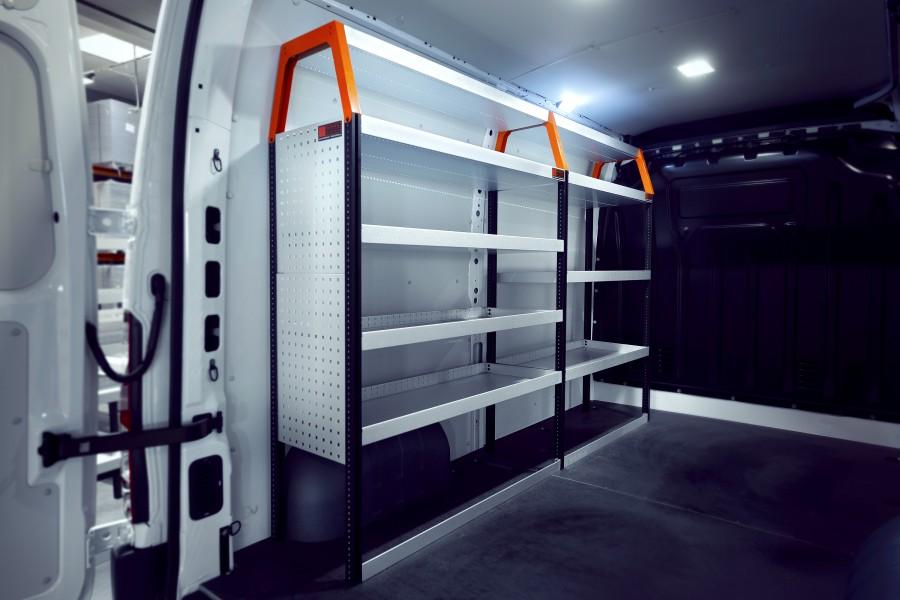 V-ESSENTIEL Aménagement Utilitaire pour Movano, Master & NV400 L2H2 Work System