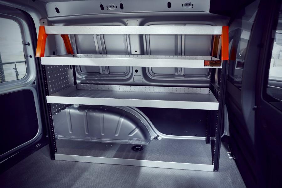 V-ESSENTIEL Aménagement Utilitaire pour VW Caddy Standard